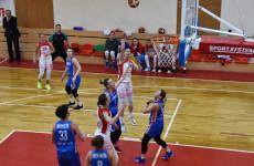 Пензенская «Юность» вырвала победу у БК «Самара»