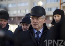 Иван Белозерцев посетил строящиеся образовательные учреждения (47 фото)