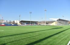 В Пензе подошла к концу реконструкция футбольного поля стадиона «Первомайский»