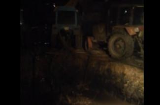 В Пензе произошла очередная коммунальная авария на Бугровке
