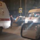 ДТП-загадка. В Пензе машина «Яндекс Такси» оказалась на крыше другой легковушки