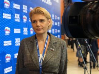 Ольга Изранова рассказала о встрече с премьер-министром Дмитрием Медведевым