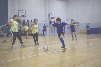 В Пензе стартовал второй этап соревнований по мини-футболу