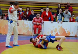 Пензенские самбисты завоевали две медали на Кубке России