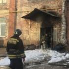 На одном из предприятий Пензенской области загорелся поролон