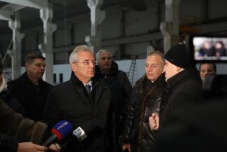 В Пензенской области появится завод по производству матрасов
