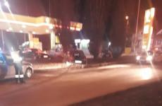 В Пензе пьяный водитель вылетел с дороги, уходя от погони - соцсети