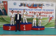 Юные пензенские дзюдоисты стали победителями межрегионального турнира