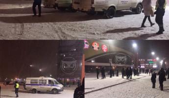 В Пензе эвакуировали посетителей из ТРЦ «Коллаж»