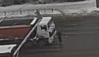 Момент, где грузовик насмерть сбил пензячку, попал на видео