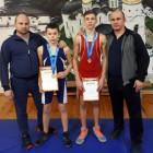 Пензенские борцы привезли из Владимира две медали