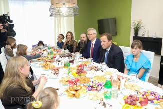 Полпред Президента РФ в ПФО посетил пензенские «Новые берега»