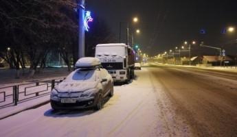 Пензенских водителей просят убрать с дорог свои автомобили