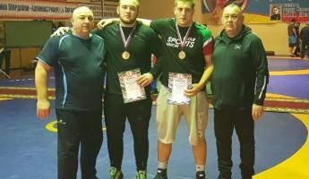 Призером чемпионата ПФО по борьбе стал спортсмен из Пензенской области