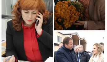 Вип-неделя: Львова-Белова в самолете, Куприна на комбайне, а у Коломыцевой новый помощник