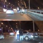 В пензенской Терновке на мосту произошло жесткое массовое ДТП