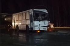 В Пензенской области произошло жесткое ДТП с участием фуры и автобуса