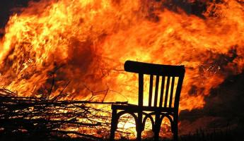 Два человека погибли в результате страшного пожара в Подмосковье