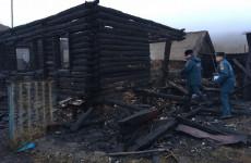 В Пензенской области при пожаре погибли два человека