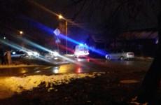 В Пензенской области машина сбила сотрудника полиции - соцсети