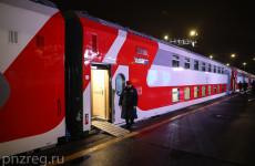 Двухэтажная «Сура» совершила первый рейс из Пензы в Москву