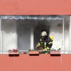 В Пензенской области из горящего дома эвакуировали шесть человек