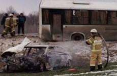 Опубликованы жуткие фото с места смертельного ДТП в Пензенской области