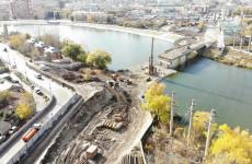 В Пензе завершился очередной этап работ на Бакунинском мосту