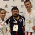 Призерами соревнований по каратэ «Надежды России» стали пензенские спортсмены