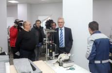 В Пензенской области открылось новая швейная компания