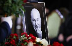 В Москве проходит церемония прощания с Юрием Лужковым