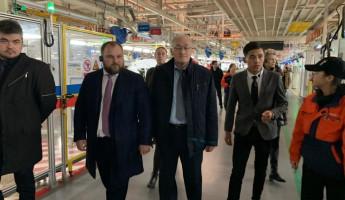 Китайский инвестор может открыть автозавод в Пензенской области