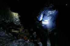 В соседнем с Пензой регионе отец и сын возили на санках труп убитого ими мужчины