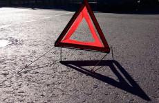 В Пензе на перекрестке «Калина» врезалась в «четырнадцатую»