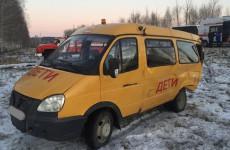 Под Пензой в ДТП попала «ГАЗель» для перевозки детей, есть пострадавшие