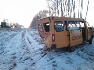 Появились фото с места страшного ДТП со школьной «ГАЗелью» под Пензой