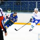 В домашнем матче пензенский «Дизель» обыграл ХК «Торос»