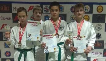 Юные пензенские дзюдоисты привезли из Самары восемь медалей