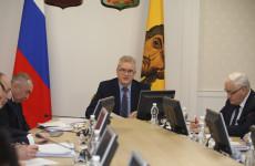 Белозерцев: «Пензенская область заканчивает год с достойными показателями»