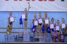 Пензенская гимнастка стала лучшей на всероссийских соревнованиях