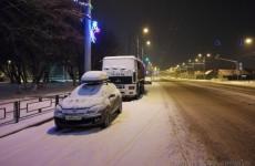 Пензенских водителей просят убрать с дорог свои машины