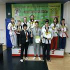 Юные пензенцы взяли 18 медалей на всероссийских соревнованиях по тхэквондо