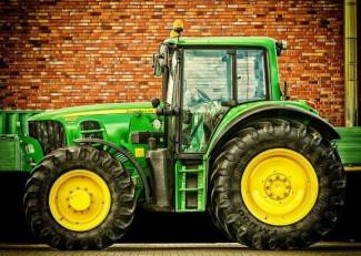 Пьяный житель Пензенской области посягнул на чужой трактор