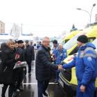 Пензенская область получила новые машины «скорой помощи»