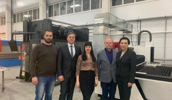Делегация Федеративной Республики Германия посетила Пензенскую область в рамках реверсной бизнес-миссии