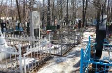 В Пензе наведут порядок на Терновском кладбище
