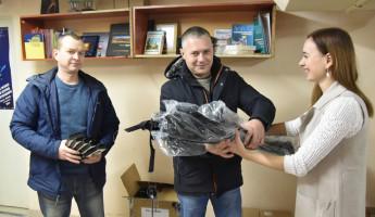 Районы Пензенской области получили новый спортивный инвентарь