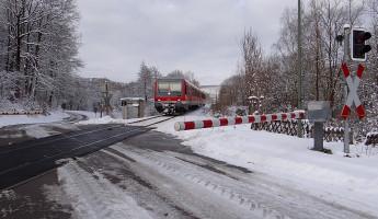 В Пензе закроют железнодорожный переезд на Каракозова