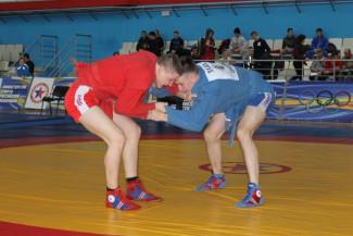 Пензенские самбисты завоевали две медали на чемпионате ПФО