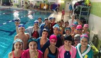 В Пензе прошло первенство по плаванию на призы «Деда Мороза»